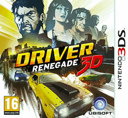 Driver Renegade 3D 3DS Cover Art