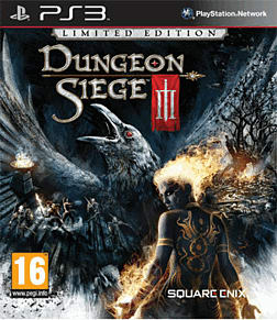 Dungeon Siege 3  Limited Edition PlayStation 3 Cover Art