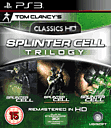 Splinter Cell Trilogy: HD Classics PlayStation 3