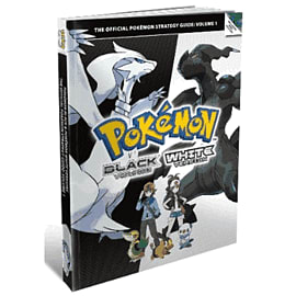 Pokémon Black & White Strategy Guide Strategy Guides and Books