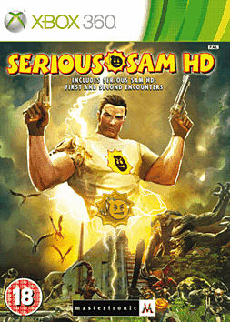 Serious Sam HD: 1st & 2nd Encounters Xbox 360 Cover Art
