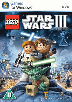 Lego Star Wars 3: The Clone Wars PC Games and Downloads Cover Art