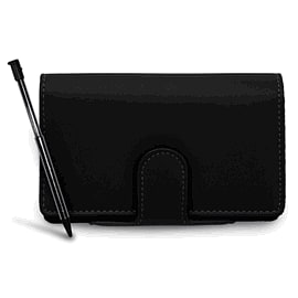3DS Flip and Play Case - Black Accessories
