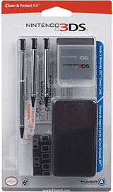 Nintendo 3DS Clean and Protect Kit Accessories 