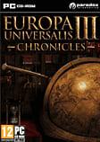 EUROPA UNIVERSALIS III PC Games