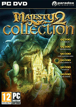 Majesty 2 Collection PC Games and Downloads Cover Art