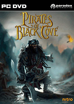 Pirates of Black Cove PC Games Cover Art