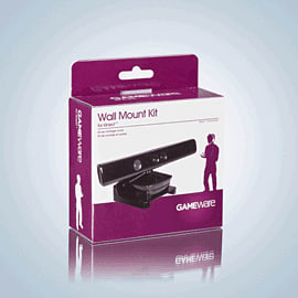 GAMEware Wall Mount Kit for Kinect Accessories