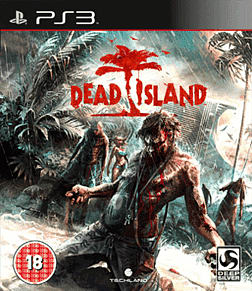 Dead Island PlayStation 3 Cover Art