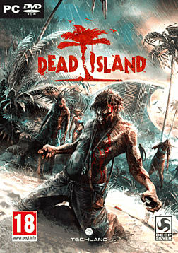 Dead Island - UK PC Games Cover Art