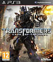 Transformers: Dark of the Moon PlayStation 3