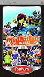 Modnation Racers Platinum PSP