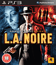 L.A.NOIRE (with 'The Naked City' case) PlayStation 3
