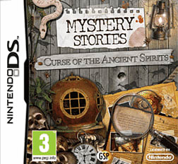 Mystery Stories: Curse of the Ancient Spirits DSi and DS Lite Cover Art