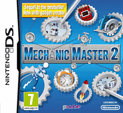 Mechanic Master 2 DSi and DS Lite Cover Art