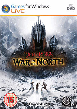 The Lord of the Rings: War in the North PC Games Cover Art