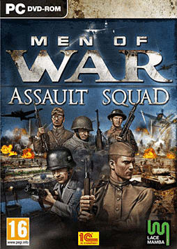 Men of War: Assault Squad Limited Edition PC Games and Downloads