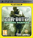 Call of Duty 4: Modern Warfare Platinum PlayStation 3