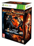 Mortal Kombat Collector's Edition Xbox 360