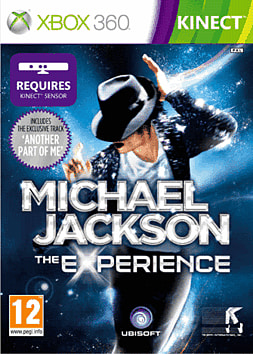 Michael Jackson - The Experience Special Edition (requires Kinect) Xbox 360 Kinect Cover Art