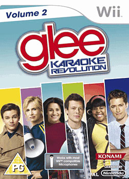 Karaoke Revolution Glee Vol.2 Wii
