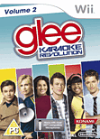 Karaoke Revolution Glee Vol.2 with Microphone Wii