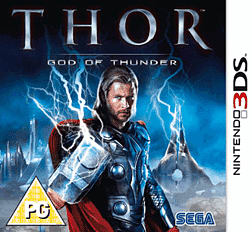 Thor 3DS Cover Art