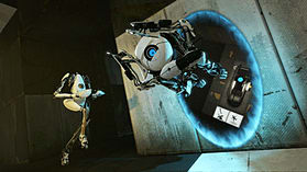 Portal 2 screen shot 1