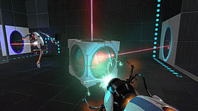 Portal 2 screen shot 2