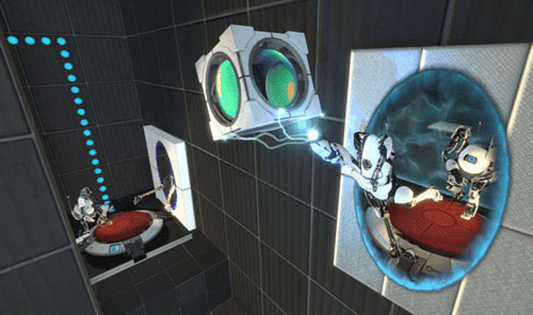 Portal 2 on Xbox 360 at GAME