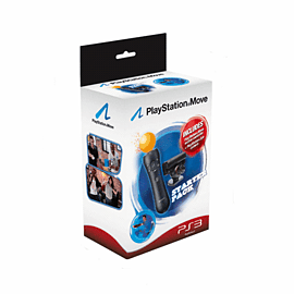 PlayStation Move Starter Pack 2 Accessories Cover Art