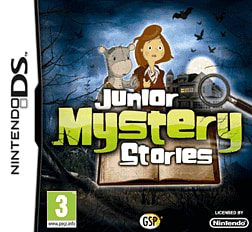 Junior Mystery Stories NDS Cover Art