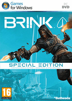 Brink: Special Edition PC Games Cover Art