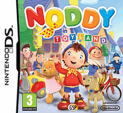 Noddy in Toyland NDS Cover Art