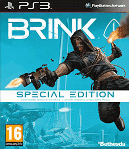 Brink: Special Edition PlayStation 3 Cover Art