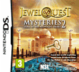 Jewel Quest Mysteries 2: Trail of the Midnight Heart DSi and DS Lite