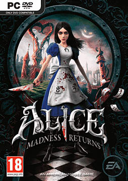 Alice: Madness Returns PC Games Cover Art