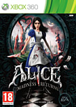 Alice: Madness Returns Xbox 360