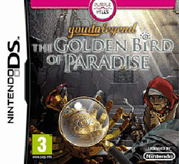 Youda Legend 2 - The Golden Bird of Paradise DSi and DS Lite