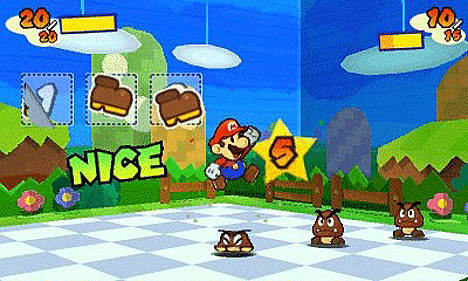 Paper Mario: Sticker Star for Nintendo 3DS at GAME