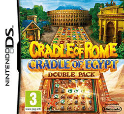 Cradle of Rome/Cradle of Egypt Double Pack NDS Cover Art