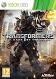 Transformers: Dark of the Moon Xbox 360