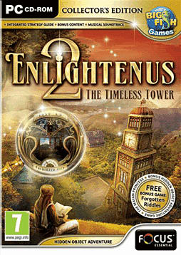 Enlightenus II: The Timeless Tower Collectors Edition PC Games Cover Art