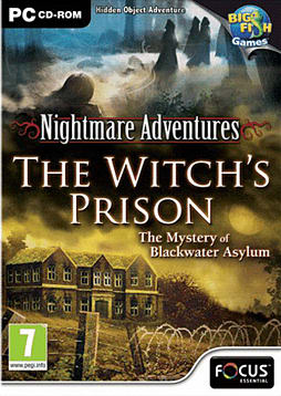 Nightmare Adventures: The Witches Prison PC Games Cover Art