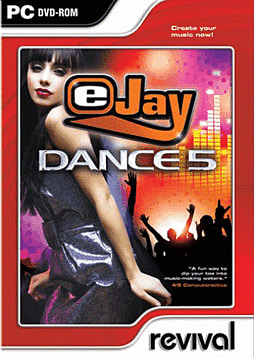 Dance eJay PC Games Cover Art
