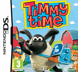 Timmy Time DSi and DS Lite