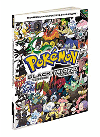Pokemon Black and White Pokedex Strategy Guides and Books