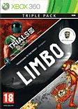 Xbox LIVE Hits Collection (Limbo, Trials HD, Splosion Man) Xbox 360