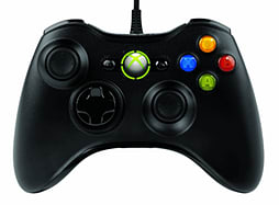 Official Xbox 360 Controller for Windows Accessories