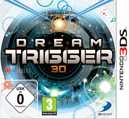 Dream Trigger 3D 3DS Cover Art